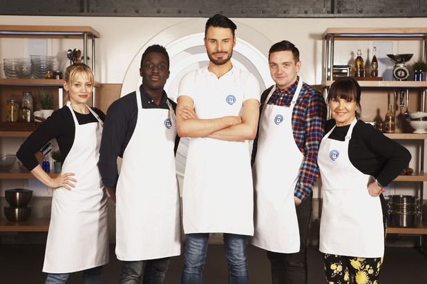 Celebrity Masterchef, Thu 2 Jul