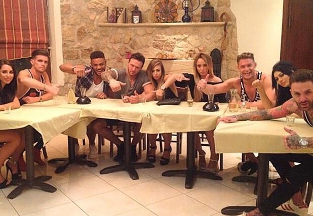 Geordie Shore cast wrap up filming in Greece 30 June