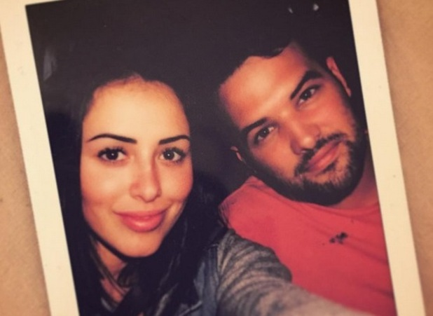 Marnie Simpson and Ricky Rayment, Instagram 2 July