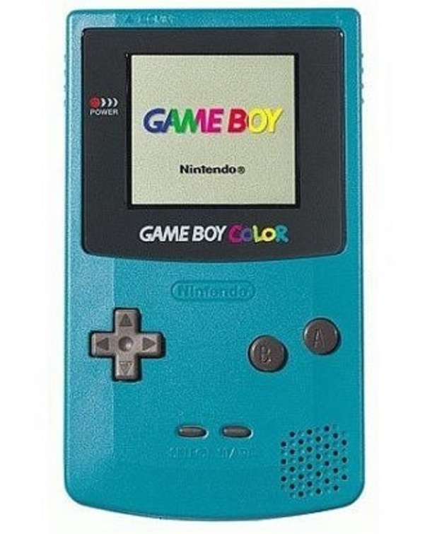 GameBoy Color, Childhood toys from the 90s