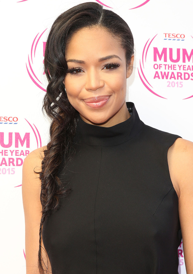 Sarah-Jane Crawford at the Tesco Mum of the Year Awards 2015 held at the Savoy - 1 March 2015.