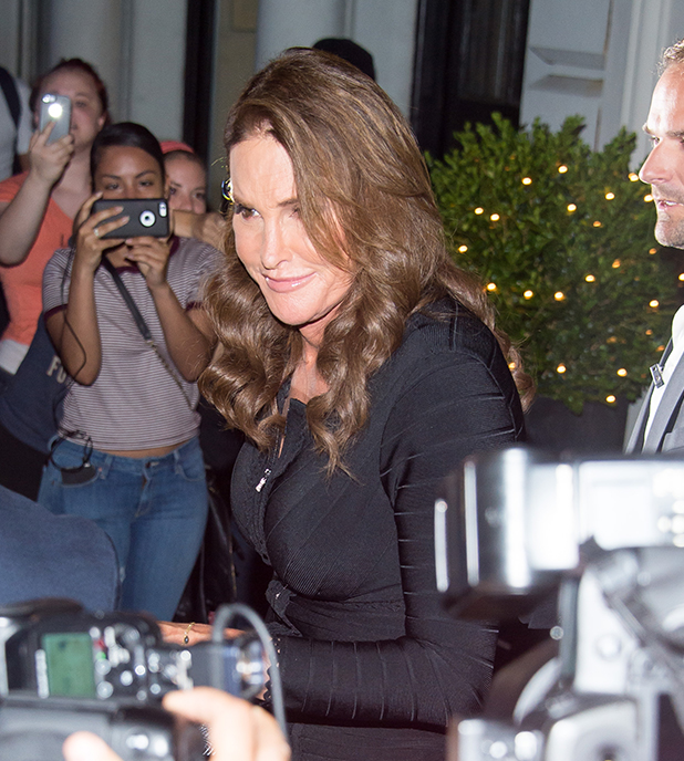 Caitlyn Jenner is seen in Tribeca on June 29, 2015 in New York City. (Photo by Alo Ceballos/GC Images)