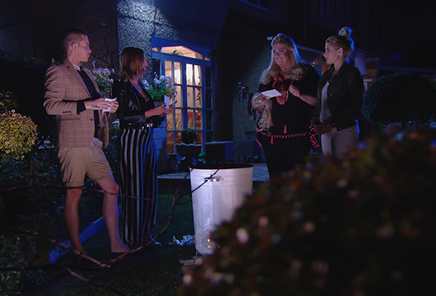 TOWIE episode to air 1 July 2015: Ferne tells Gemma her thoughts on GC