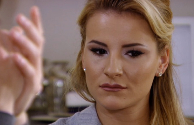 TOWIE episode aired 1 July 2015: Georgia