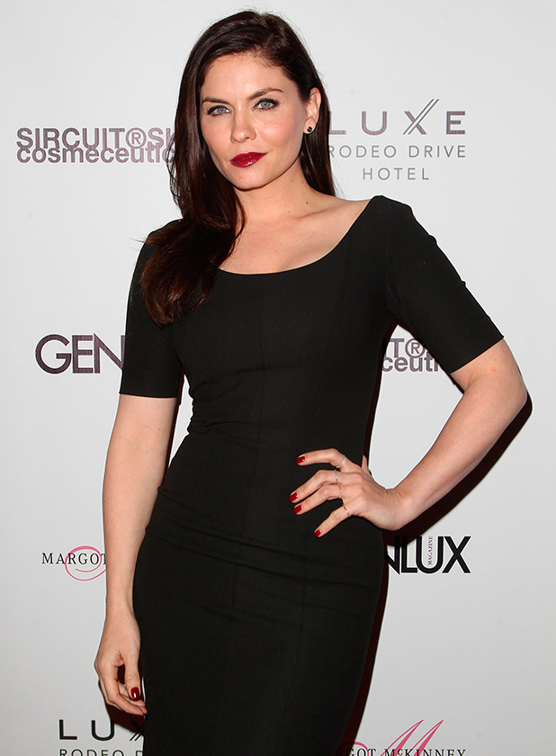 Jodi Lyn O'Keefe at Dita Von Teese hosts Genlux Issue Release Event at Luxe Hotel 2015
