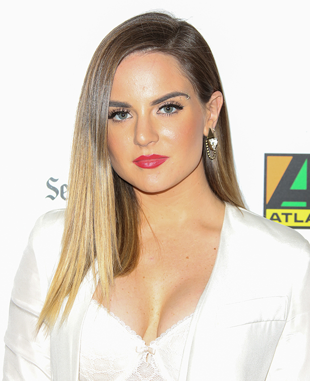 Jojo attends Tidal Presents The Atlantic Records 2015 BET Awards After Party at HYDE Sunset: Kitchen + Cocktails on June 28, 2015 in West Hollywood, California.