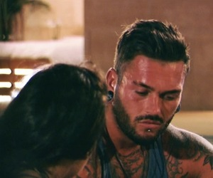 Jordan Ring is surprised by ex-girlfriend Jasmine on Love Island 6 July