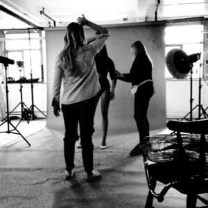 Brooke Vincent blog - Behind-the-scenes on photoshoot 9 July