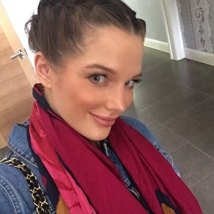 Helen Flanagan selfie, Instagram 5 July