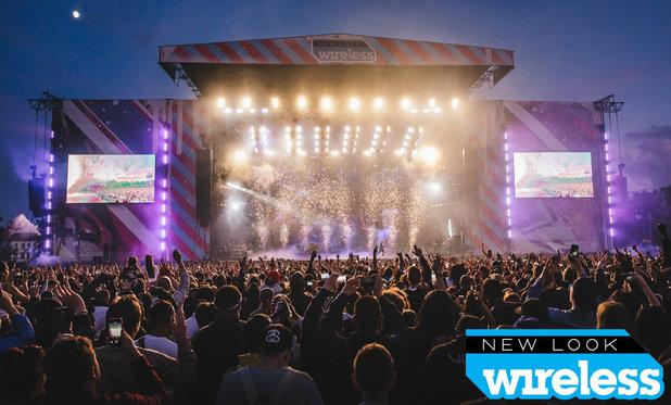 Drake / Wireless10 - 28 June 15 - Main Stage