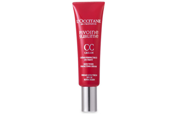 L'Occitane Sublime CC Skin Tone Perfecting Cream SPF20 7th July 2015