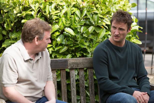 EastEnders, Martin confides in Ian, Fri 10 Jul