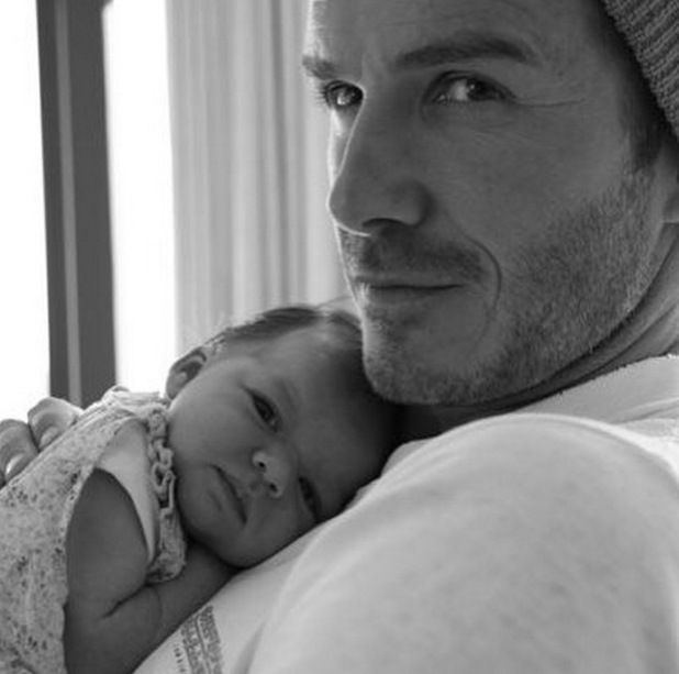 David Beckham shares throwback photo with daughter Harper on her birthday 10 July