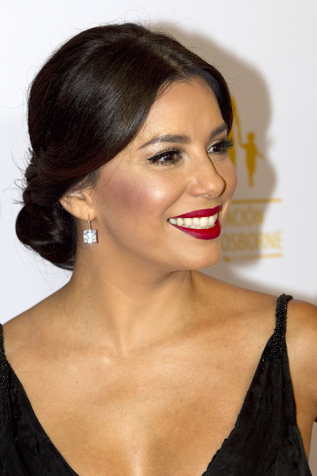 eva longoria channels her inner senorita with gorgeous