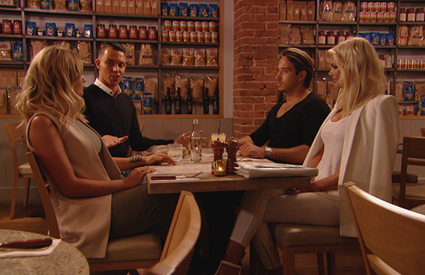 TOWIE episode to air 12 July Lockie and Danni brought together by Bobby