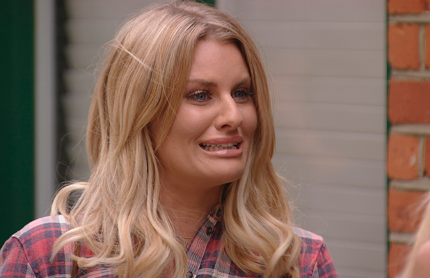 TOWIE episode to air 12 July Danielle in tears