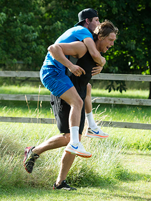 'The Only Way is Essex' cast filming, Britain - 06 Jul 2015 Jake Hall