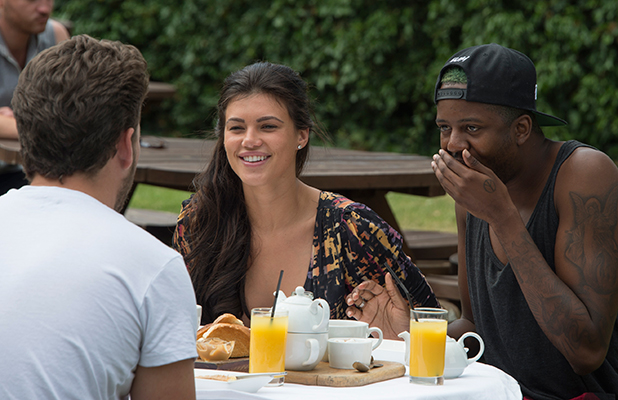 'The Only Way is Essex' cast filming, Britain - 07 Jul 2015 Verity Chapman