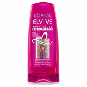 Elvive Nutrigloss Conditioner £2.99, 17th July 2015