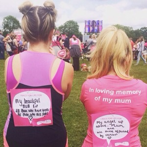 Brooke Vincent Blog: Friends run for Cancer Research 15 July