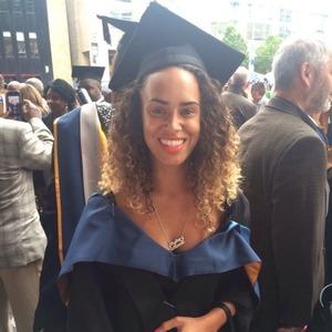 Brooke Vincent Blog: Friend graduating 15 July