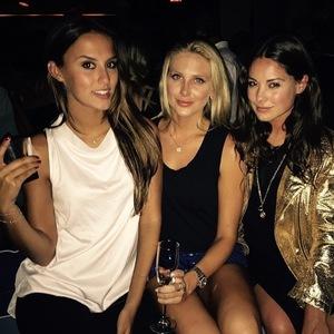 Lucy Watson, Stephanie Pratt, Louise Thompson out in LA 14 July