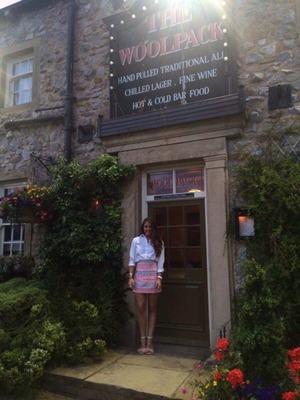 Brooke Vincent Blog: ITV Summer Ball at Emmerdale 15 July