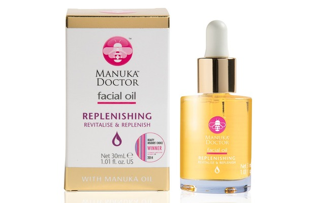 Manuka Doctor Replenishing Facial Oil £19.99 13th July 2015