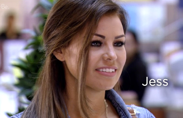 TOWIE episode aired 12 July 2015 Jess and Verity talk