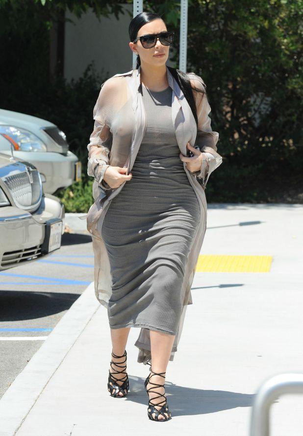 Kim Kardashian 14 Jul 2015