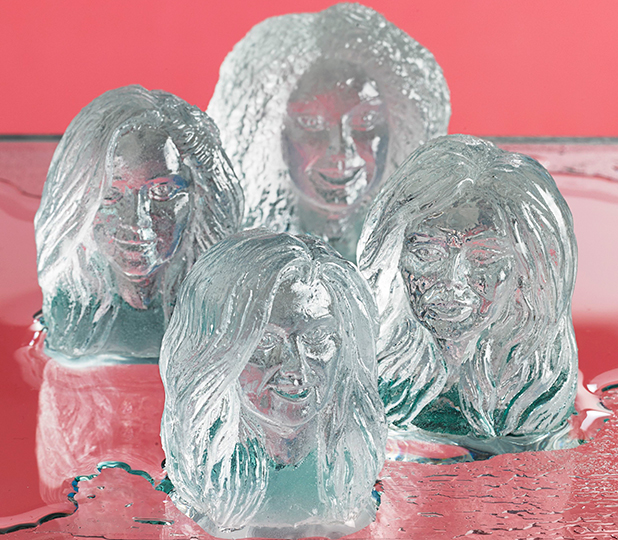 THORPE PARK Resort commissions Little Mix ice cubes to celebrate ISLAND BEATS Music Event - 16 Jul 2015