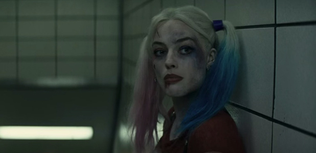 Suicide Squad trailer: Margot Robbie