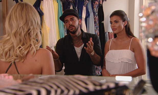 TOWIE episode to air 15 July 2015 Verity approaches Danni - and a shocking revelation is revealed.