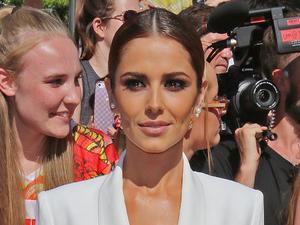Cheryl Fernandez-Versini at the X Factor Auditions in London, 19th July 2015