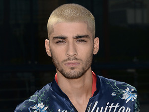 Zayn Malik attends the Louis Vuitton Menswear Spring/Summer 2016 show as part of Paris Fashion Week on June 25, 2015 in Paris, France. (Photo by Dominique Charriau/WireImage)