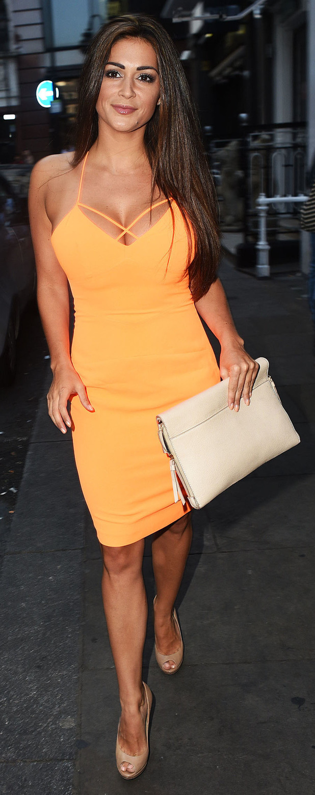 Casey Batchelor at the Charity Stars Summer Party at The Sanctum Hotel in London 22nd July 2015