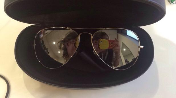 Brooke Vincent Blog: New sunglasses 23 July