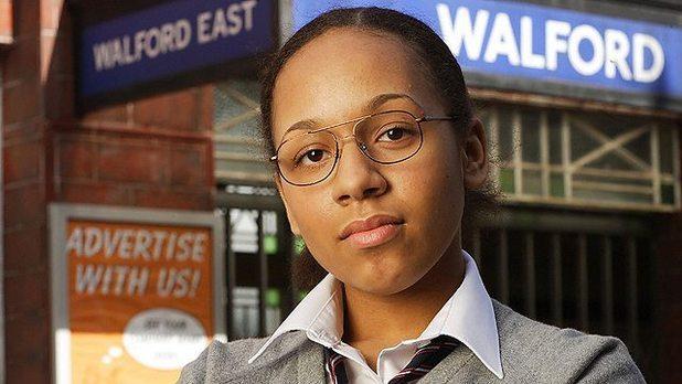 Belinda Owusu as Libby Fox in EastEnders.