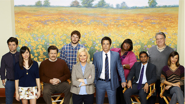 Parks and Recreation, Dave, Mon 27 Jul