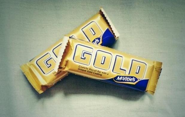 McVitie's Gold Bars, Twitter