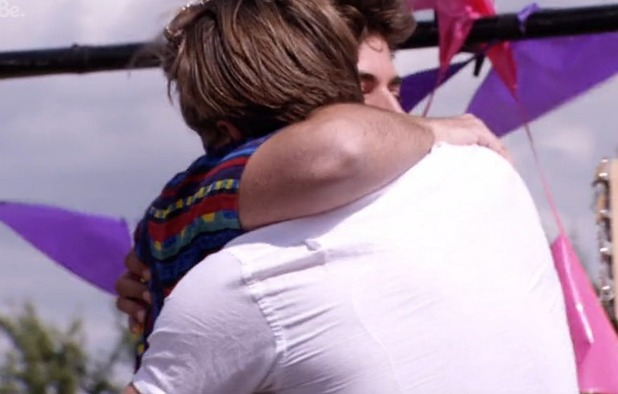 TOWIE episode aired 22 July 2015 Lewis and Arg