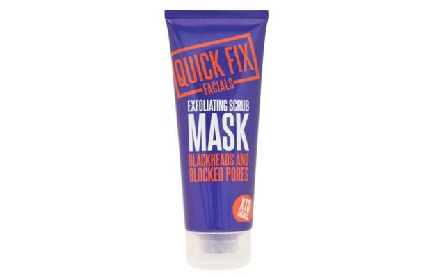Quick Fix Facials Exfoliating Scrub £4.99, 23rd July 2015