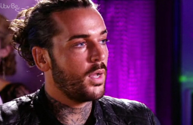 TOWIE episode aired 19 July 2015 Danielle and Pete talk about Verity