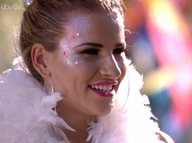 TOWIE episode aired 22 July 2015 Georgia and Tommy