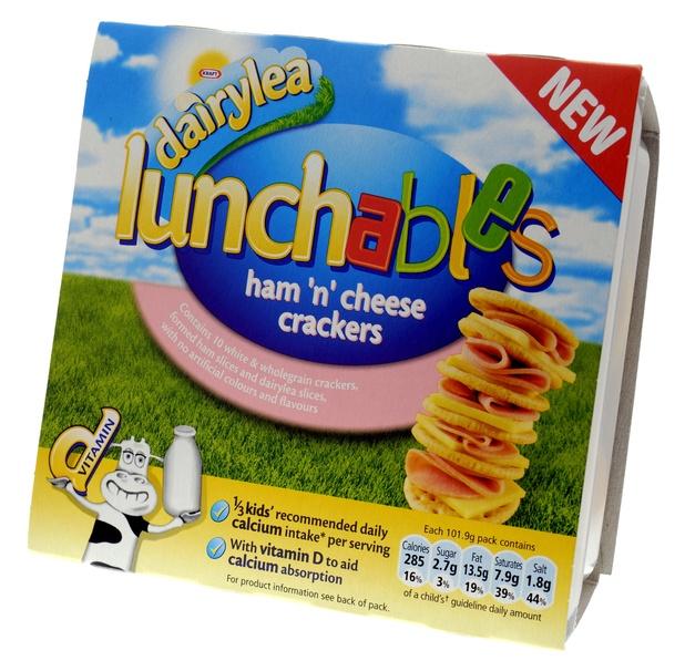 Hot Dog Lunchables Uk