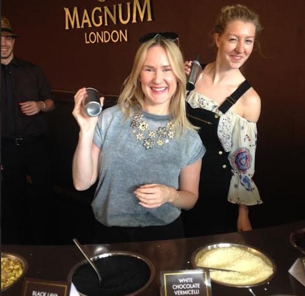 Making Magnums, July 2015