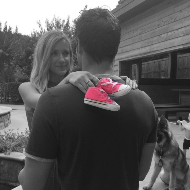 Kristin Cavallari gets excited about meeting her unborn daughter, July 2015
