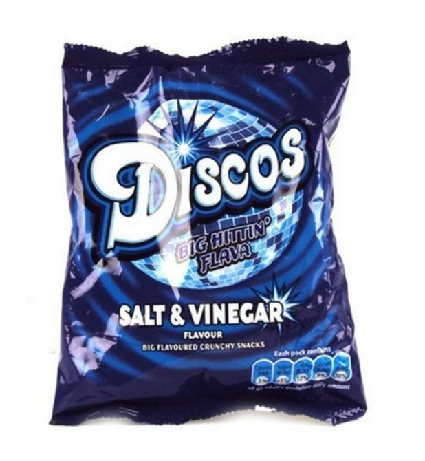 Disco Crisps
