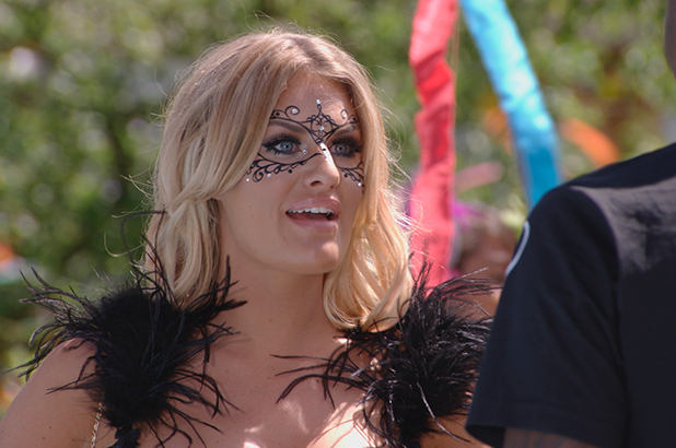 TOWIE episode to air 22 July 2015: series finale Danielle and Lockie react to contents of Vas' video