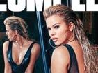 Khloe Kardashian thanks Kim for sexy photos: 'You forced me to do it'